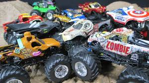 monster jam trucks videos monster jam zombie scooby doo new for 2014 youtube