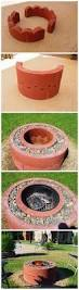 gas fire pit ring 27 surprisingly easy diy bbq fire pits anyone can make