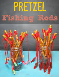 Wholesale Pretzel Rods Pretzel Fishing Rods Recipe Pretzels Fish And Fairy
