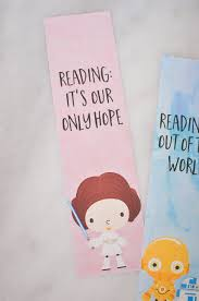 star wars bookmarks free printables for kids our handcrafted life