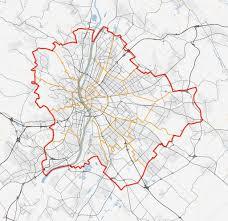 Map Of Budapest Map Of Budapest City Roads U2014 Stock Vector 7viktor7 119355620