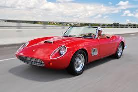 Ferrari California Gt 250 - matt u0027s ferrari replica will leave you saying u0027bueller bueller