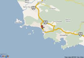 zihuatanejo map map of gamma by inn plaza ixtapa ixtapa zihuatanejo