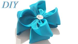 ribbon hair bow how to make hair bows diy 90 grosgrain ribbon hair bow