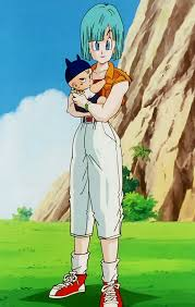 android saga android saga and baby trunks adella