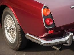 Rm Sotheby U0027s 1959 Maserati 3500 Gt Spyder Prototype By Vignale
