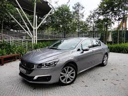 peugeot sedan 2016 price motoring malaysia test drive 2015 2016 peugeot 508 thp the