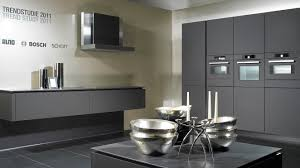 Alno Kitchen Cabinets Alno Bosch Domestic Appliances And Schott Present Kitchen