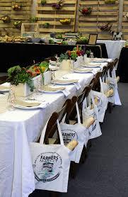 appreciation luncheon farmers market theme taste with