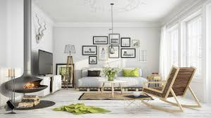 Living Room Rocking Chairs Fabulous Large Scandinavian Living Room With Grey Sofa And A Metal
