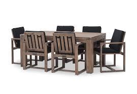 Outdoor Furniture Joondalup - shadow2 7 piece outdoor setting amart furniture