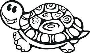turtle coloring pictures print free printable pages kids