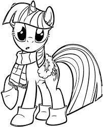 coloriage my little pony mylittlepony coloriage printablefree