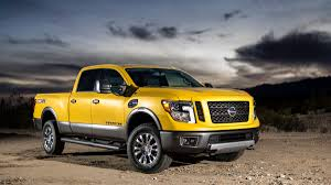 nissan cargo van 4x4 2016 nissan titan xd diesel review and test drive with price