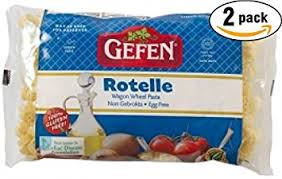 kosher noodles rotelle noodles gluten free pasta kosher for passover 9 oz 2