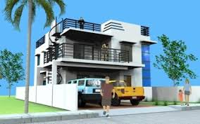 3 storey house modern 2 storey w roofdeck house designer and builder
