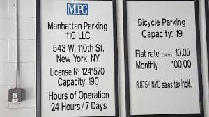 lexus of manhattan coupons 543 w 110th st garage parking in new york parkme