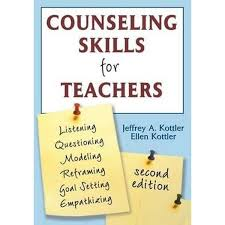 Counseling Skills For Teachers Booktopia Counseling Skills For Teachers By Jeffrey A Kottler