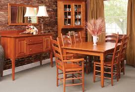 dining collection shaker lancaster heirloom shaker