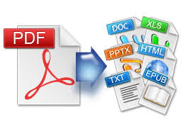 Pdf Converter Convert Pdf To Word Excel Ppt Epub Html Txt On Mac Pdf Converter