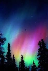 how to paint northern lights northern lights watercolour child painting google search
