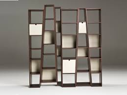 Dark Bookcase Bookshelf Amusing Double Sided Bookcase Double Sided Shelving