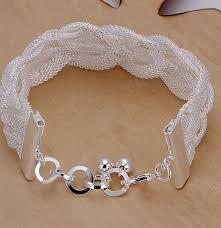 fine silver plated bracelet images Fine summer style silver plated bracelet 925 sterling silver jpg