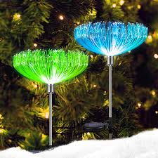 what is the best solar lighting for outside neporal solar garden lights 7 color changing solar lights outdoor decorative ip65 waterproof garden lights solar powered 2 pack solar flower