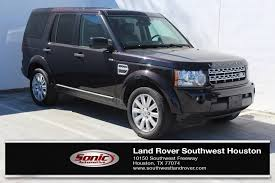 lr4 land rover 2012 land rover lr4 in houston tx