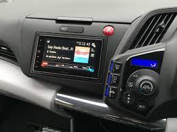 pioneer sph da120 installed into a honda crz u2013 fully mobile installer