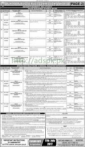 ppsc jobs ad no 37 2017 jobs written test mcqs syllabus paper for