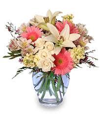 florist richmond va welcome baby girl flower arrangement in richmond va wg miller