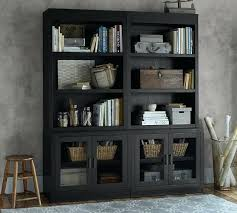 bookcase stunning office design with bookcase with glass door