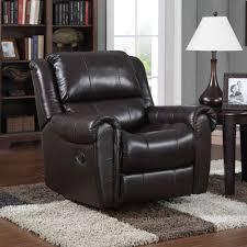 sorell leather rocker recliner furniture ideas pinterest