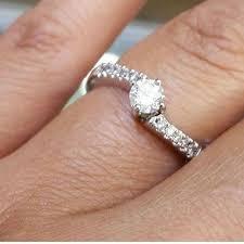 cincin emas putih gethashtags photo by mutiara lombok cincin emas putih 40