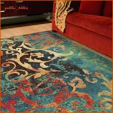 light brown area rugs turquoise and brown area rug medium size of brown and turquoise rug