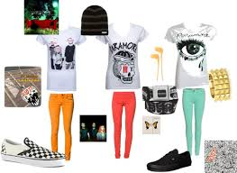 themed clothes paramore themed yes my style paramore