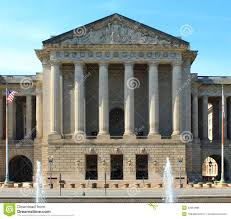 Map Of Washington Dc With Landmarks by Federal Triangle Area Commerce Bldg Stock Photo Image 42064885