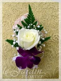 Wedding Boutonniere Wedding Flowers By Le Jardin Florist Wedding Flower Specialists