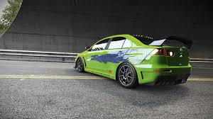 mitsubishi evo 2017 mitsubishi evo x mitsubishi eclipse fast furious racedepartment