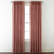84 Inch Curtains 84 Inch Pink Curtains Drapes For Window Jcpenney