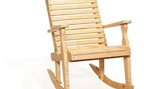 Patio Wooden Chairs Wooden Porch Rocking Chairs Patio The Home Depot Inside 0
