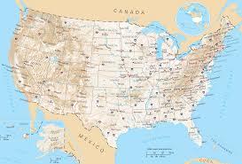 Map Of Usa With Alaska by Maps Of Usa All Free Usa Maps