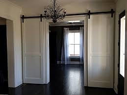 Hanging Sliding Barn Doors by Hanging Sliding Door Track U2014 New Decoration Simplest To Install