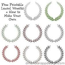 laurel wreaths wreaths tattoo and silhouettes
