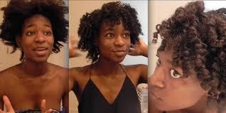 flexi rod stretch long 4b c hair flexi rod set on natural hair 4c medium length jibby youtube