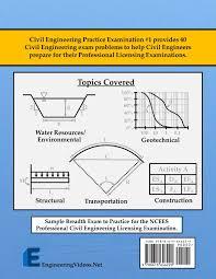 civil engineering practice examination 1 timothy j nelson