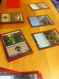 Little Richard Blind Blind Competitor Plays Magic The Gathering With Ingenious Use Of