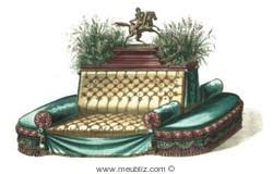 canap napol on iii canapé napoléon iii second empire meubles de style et mobilier