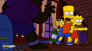 Simpsons Treehouse Of Horror I - rent the simpsons treehouse of horror 2001 film